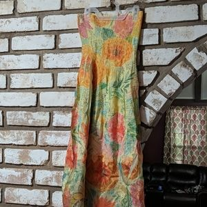 Cute one size fits all sundress
